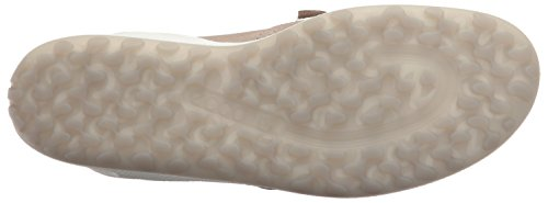 Ecco Womens Biom Lite Mary Jane Fashion Sneaker Moon Rock