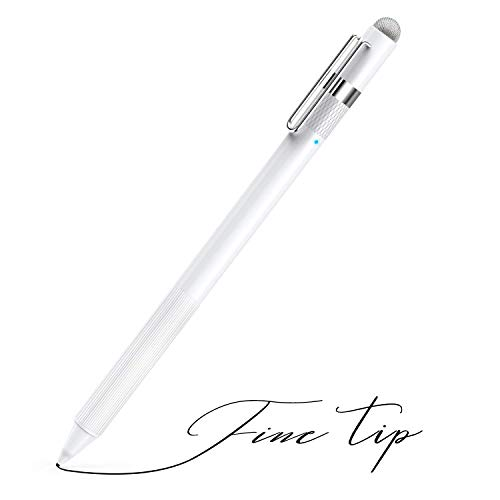 MEKO 1.6mm Fine Tip Active Digital Stylus Pen with Universal...