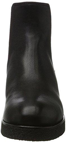 Unisa Dacil Black para Botas IV Mujer Negro P4fPCx