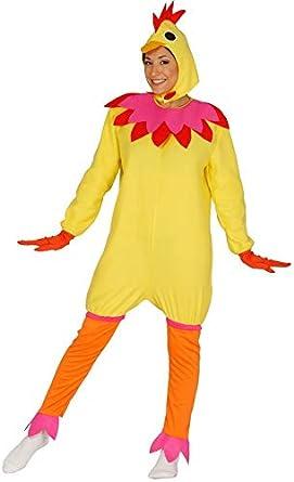 d88888affd8a Ladies Yellow Chicken Duck Hen Do Bird Easter Chick Farmyard Animal Turkey  Rooster Fancy Dress Costume