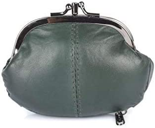 KARLA HANSON Jamie Womens Genuine Leather Retro Coin Purse