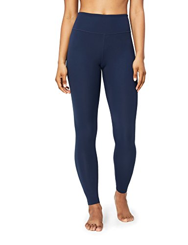Core 10 Women's Spectrum Yoga High Waist Full-Length Legging -28″ (XS-XL, Plus Size 1X-3X)