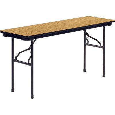 (6000 Series Folding Table Top Size: 18