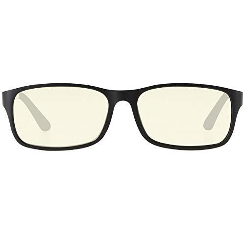 DUCO Anti UV Glare Harmful Blue Light Computer Glasses Readers 223 (Transparent)