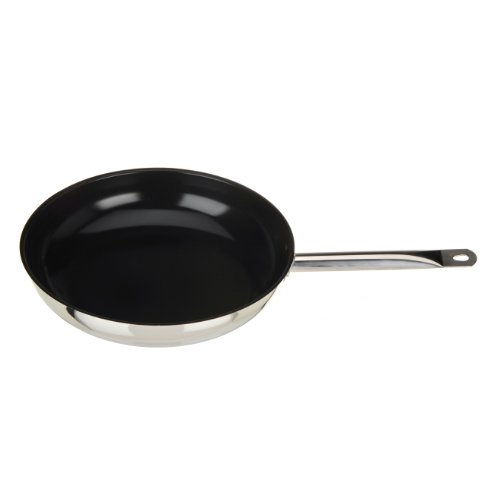 Art & Cuisine Professionnel Series Fry Pan with Ceramic Coating, 12.5