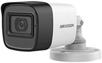 كاميرا مراقبة هيك فيجن خارجية تصوير ليلي نهاري بدقة 5 ميجا بكسل موديل