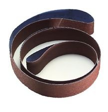 Sanding and surface conditioning belts. Various abrasive types, grit sizes and dimensions. Clearance prices only. (25 x 2000 Ceramic 4 belts (S)) Norton Sait SIA VSM Hermes Ersta EAC Starcke Bibielle