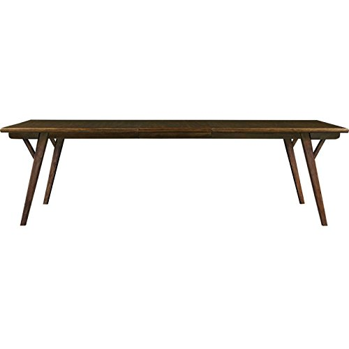 Stanley Furniture Santa Clara Dining Table in Burnished Walnut Stanley Dining Room