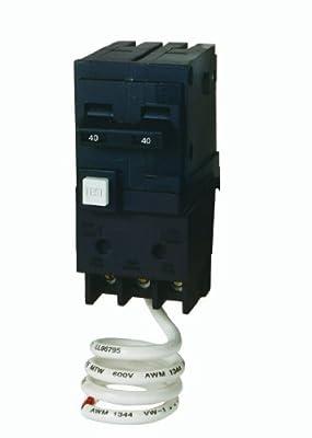 Murray MP240GF 40-Amp 2 Pole 240-Volt Ground Fault Circuit Interrupter