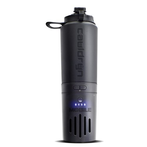 Cauldryn Fyre Mobile - Vacuum Bottle, Temperature Controlled Mug, Boiling Battery Vacuum Bottle that Brews Coffee or Tea as well as Boils Water and Maintains the Perfect Temperature all Day