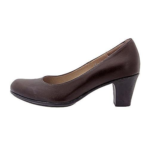 PieSanto Zapato Calzado Mujer Confort de Piel 3475 Zapato PieSanto Salón Casual b36970
