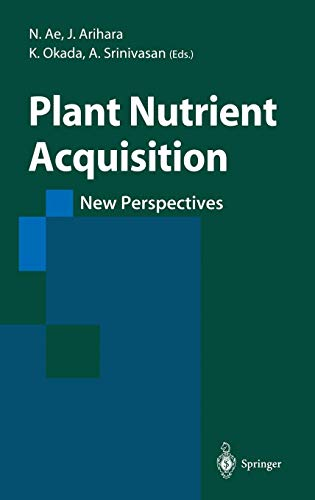 - Plant Nutrient Acquisition: New Perspectives