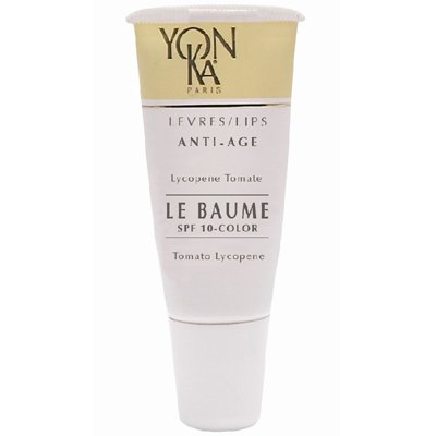Yonka Le Baume Phyto Replenishing Balm with Tomato Lycopene SPF 10 - Lips 8ml/0.3oz (Color)