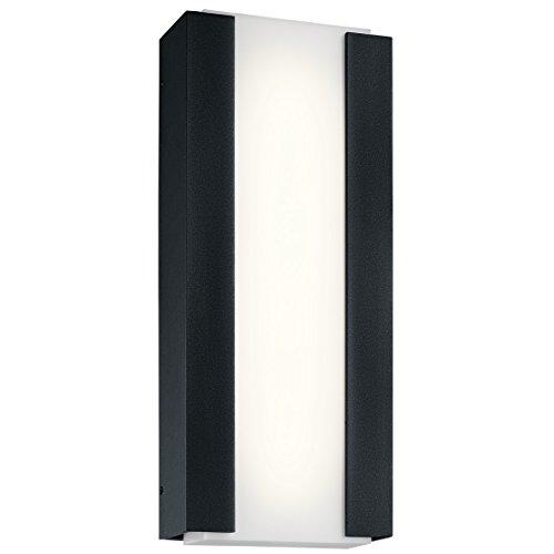 Kichler 49799BKTLED LED Outdoor Wall Mount (Ashton Light Fixture)