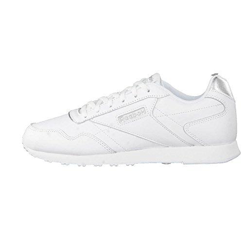 000 Glide Lx Scarpe white Bianco Trail Royal Running Donna Met Reebok Da silver pq1xSw5ZW