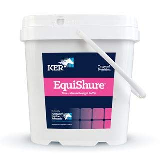 Kentucky Equine Research 044025 Equishure Digestive Health Supplement for Horses, 16 lb