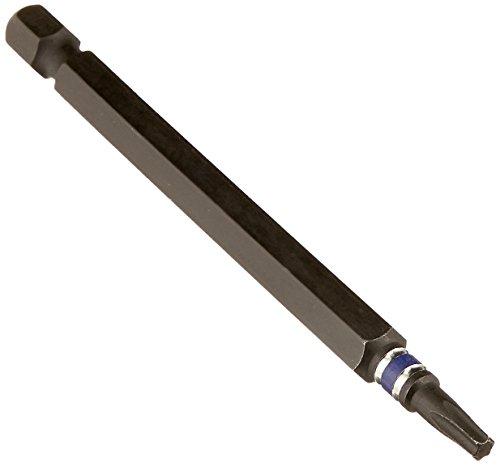 Irwin Tools 1837516 Impact Performance Series TORX T15 Power Bit, 3-1/2
