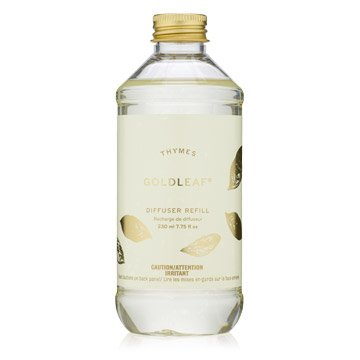 (Thymes Goldleaf Reed Diffuser Oil Refill)