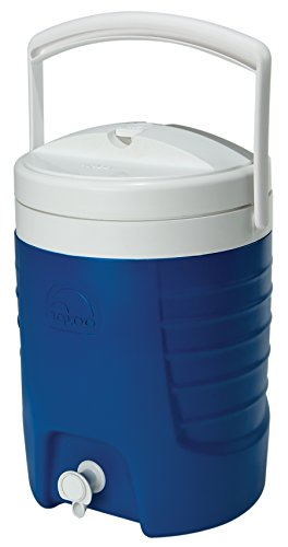 Igloo Sport Beverage Cooler (Majestic Blue, - Blue Igloo
