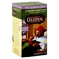 Celestial Seasonings Tea Herb Slpytime Thrt T