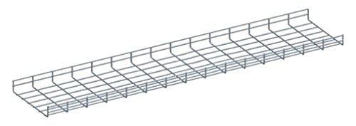 Quest Manufacturing Wire Mesh Cable Tray, 5' x 12