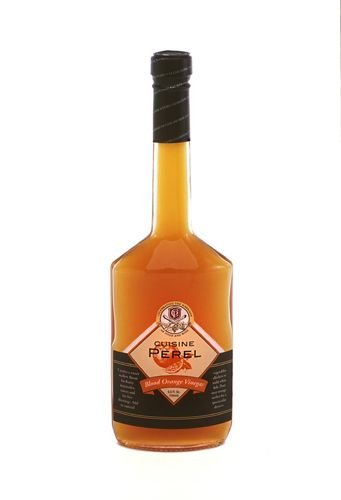 Cuisine Perel Blood Orange Vinegar (6.5 ounce bottle) by Cuisine Perel