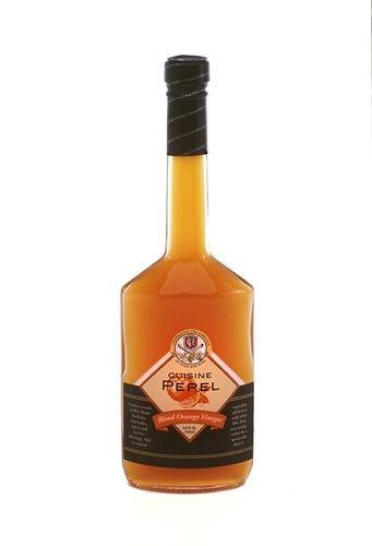 Cuisine Perel Blood Orange Vinegar (6.5 ounce bottle)