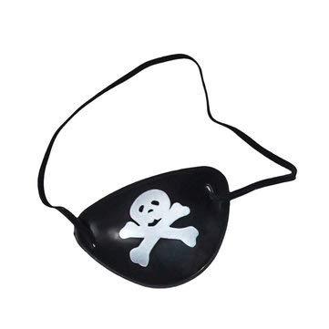 Halloween Pirate Goggle - 1PCs ()