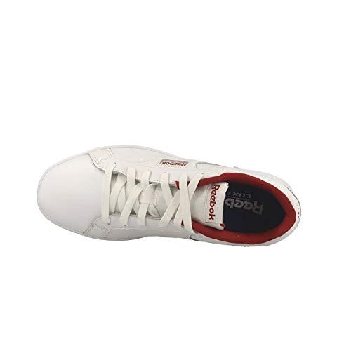 Gymnastique Homme Cmplt De Royal Reebok Lx Cln Blanc Chaussures YpKqwZ