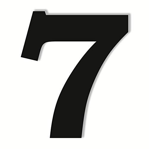 10 address numbers - 9