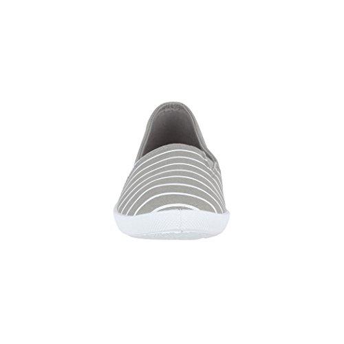 Grau Elara casa de Mujer Zapatillas Paris cIH7q