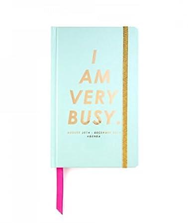 Amazon.com : BAN.DO Bando 17 Month Agenda Day Planner I Am ...