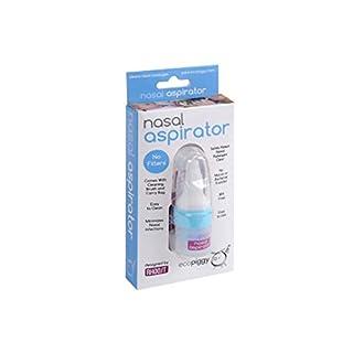 Ecopiggy Baby Nasal Aspirator - Safe, Fast, Hygenic, No Bacteria Risk - Snotsucker Booger Remover