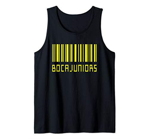Boca Juniors Argentinian Campeon Tank Top