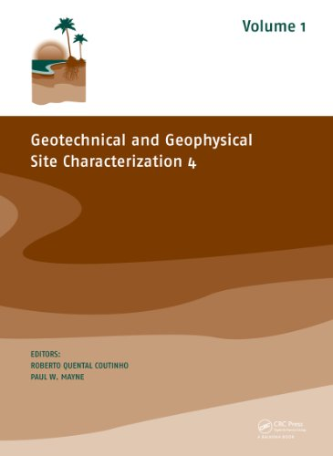 Geotechnical and Geophysical Site Characterization 4 Pdf