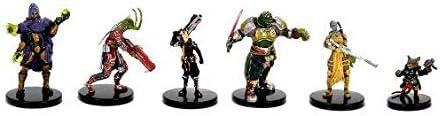 Heroes Pack Starfinder Battles Starter Pack