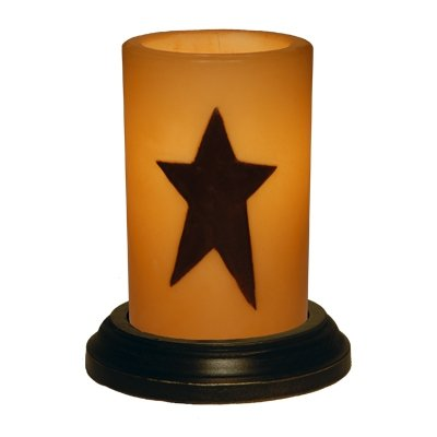 CR Designs Cinnamon Star Candle Sleeve