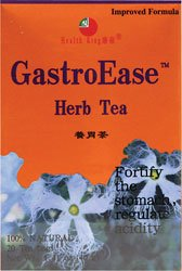 GastroEase Tea Health King 20 Bag (Gastroease Herb Tea)