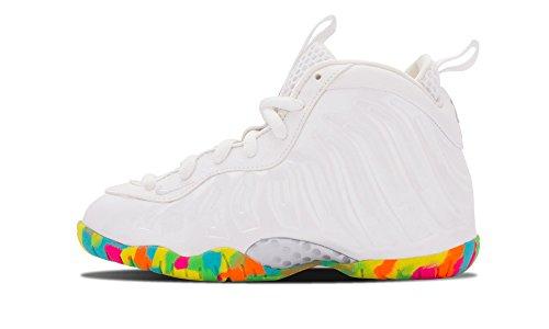 "Nike Little Posite One (PS) - 12C ""Fruity Pebbles"" - 723946 100"