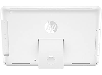 2017 HP Pavilion 19.5 Inch All-in-One Premium Flagship High Performance Desktop Computer (Intel Celeron N3050 up to 1.6GHz, 4GB RAM, 1TB HDD, Wifi, DVD, Windows 10 Home) (Certified Refurbished)
