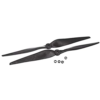1 Pair 1150 115″ Carbon Fiber CW/CCW Propeller Prop for DJI F450 F550 Tarot FPV