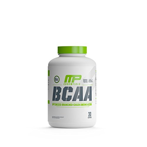 MusclePharm BCAA Caps, 6 Grams of BCAAs Amino Acids, Post Workout Recovery Drink for Muscle Recovery and Muscle Building, Unflavored, 30 (Amino Muscle Caps)