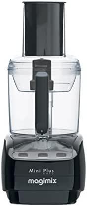 Magimix Mini Plus 400W 1.7L Negro - Robot de cocina (1,7 L, Negro ...