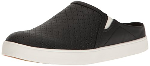 Womens Dr Perforated Scholls Black Mule Scholls Dr Madi Fashion Sneaker qqpfTtPZ