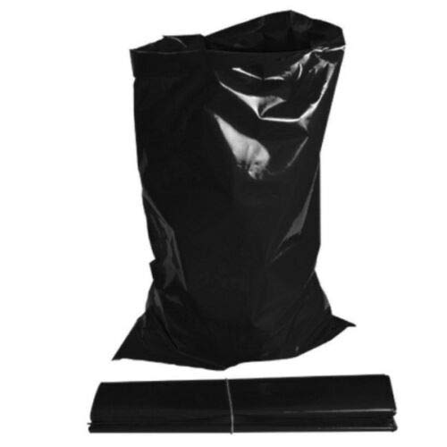 50,8 x 76,2 cm RelianceUK 25 Sacchi per la Spazzatura Resistenti Neri Extra Resistenti Calibro 400