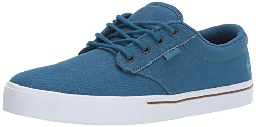 Etnies Men's Jameson 2 ECO Skate Shoe Turquoise 8 Medium US