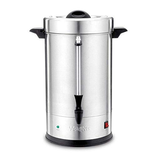 Waring Commercial WCU110 S/S 120V 110 Cup Coffee -