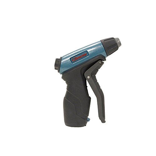 Gilmour 831002-1001 Front Trigger Pistol Nozzle, Grey