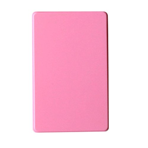 Price comparison product image Clearance !  Ninasill  Exclusive Slim 2.5&Quot USB 2.0 HDD Case Hard Driver 2TB SATA External Box Disk Case (Pink)