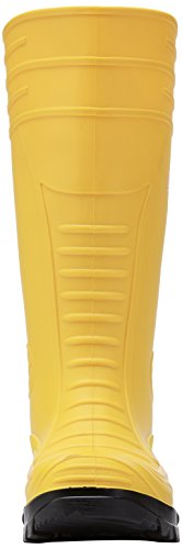 UK V12 VW254 EU 46 Groundworker Yellow Wellingtons Safety Mens 11 S4 11 zSUzx